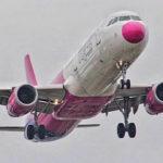 Европейский лоукостер Wizz Air забазируется в Пулково