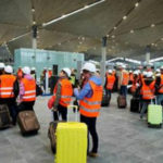 Петербургский аэропорт проведет 43 сессии испытаний нового терминала