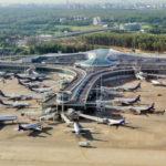 В московских аэропортах ускорился приток пассажиров